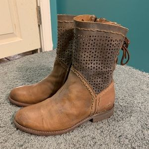 Bedstu Cheshire S boots size 8.5